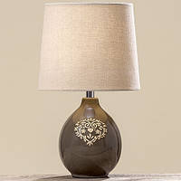 Настольная Лампа цветная керамика h34см 8095600 ночник настольный светильник