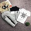 Детский спортивный костюм тройка, фото 2