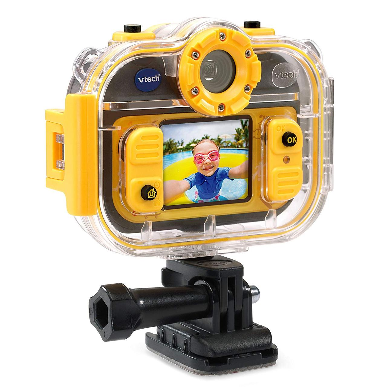 Фото- и видео- камера VTech Kidizoom Action Cam 180 уценка