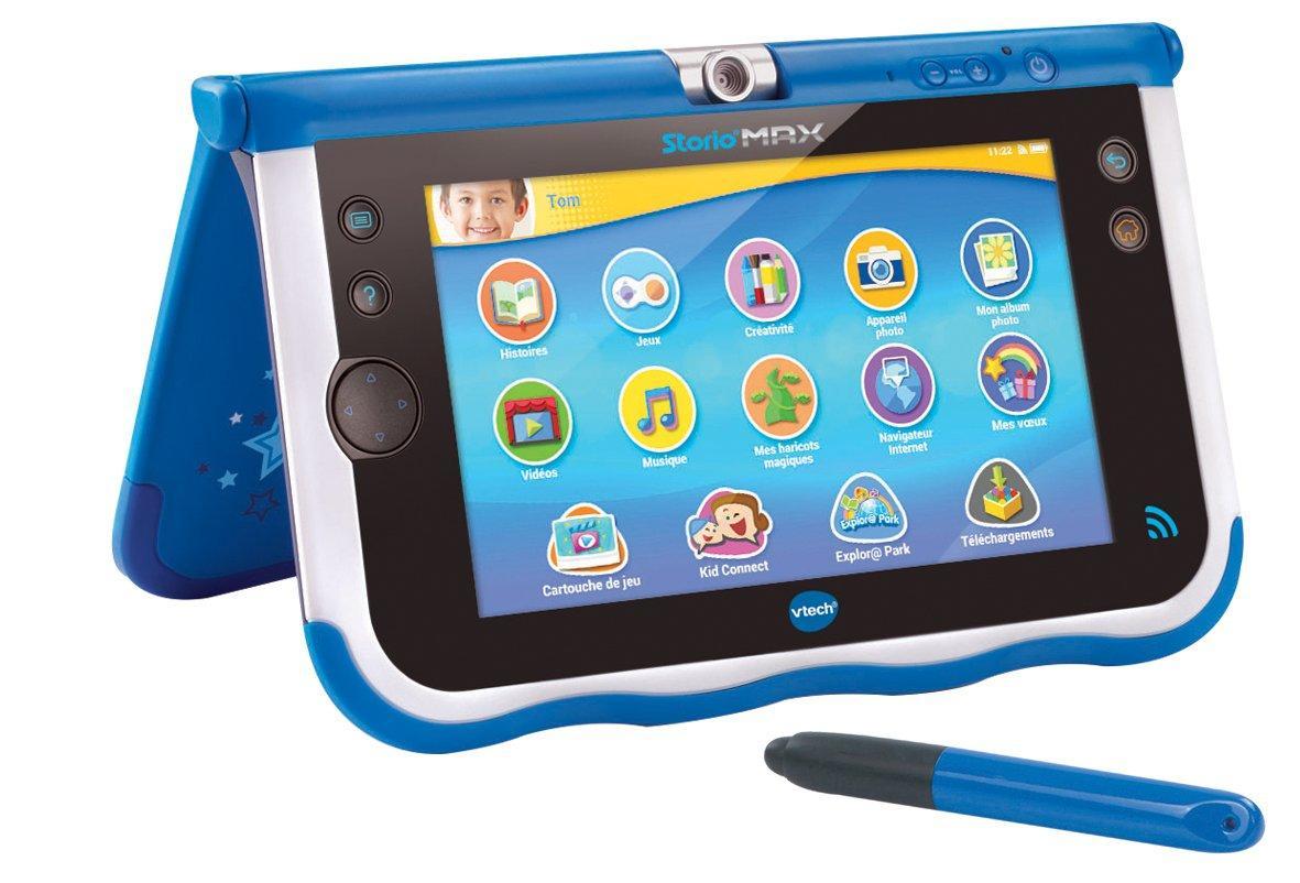 Сенсорний планшет Vtech - 166805 - Tablette tactile - Storio Max - Bleu