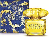 Женская парфюмированая вода Versace Yellow Diamond Intense ( фиолетовая коробка ) 90 мл