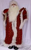 Дед Мороз в красной шубе, 100 см, (600175)
