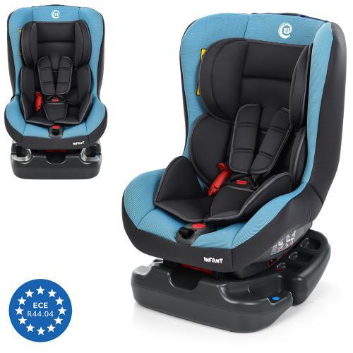 Автокресло ME 1010 INFANT BLUE SHADOW