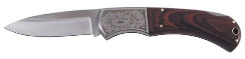 Карманный складной нож Fox Outdoor 44803