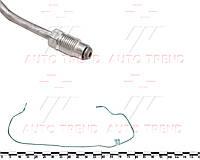 Трубка тормозная DAEWOO LANOS передняя правая. 96248672/96559199 (Украина)