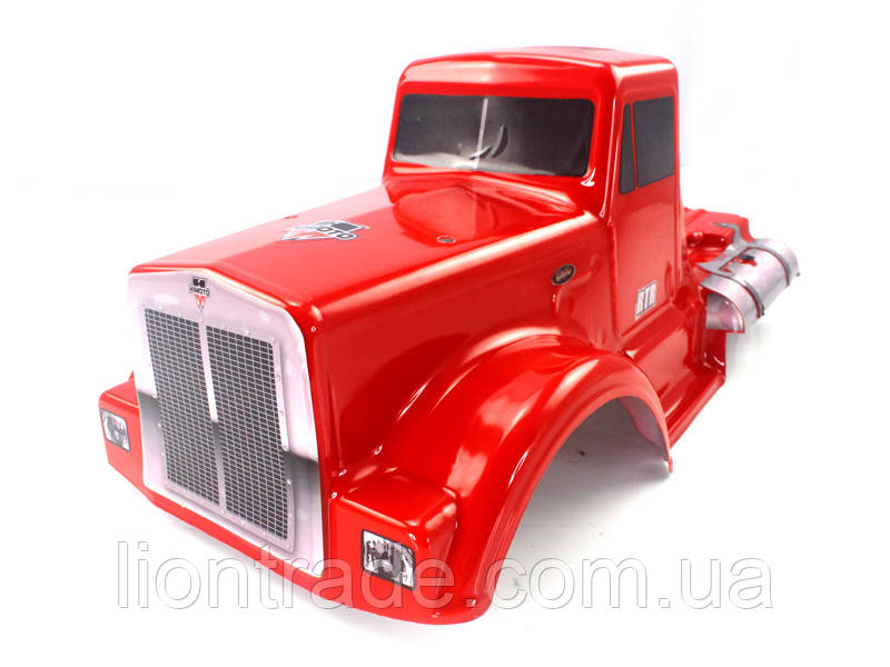 1:10 Himoto Road Warrior E10BP Body Red 1P