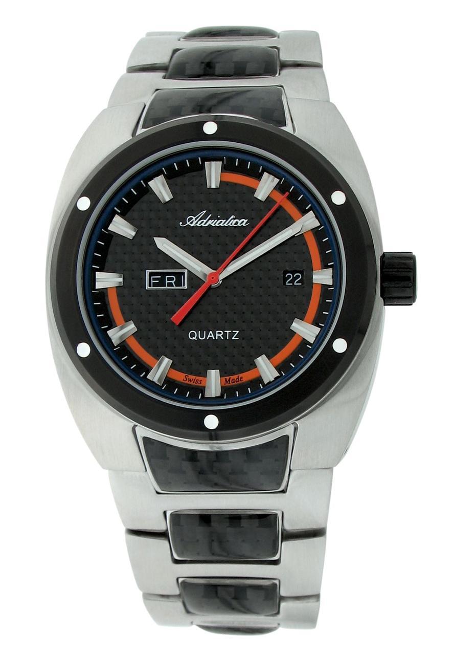 Мужские часы Adriatica 8206.5116Q (47474)