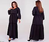 Платье женское макси  раз.50-62, фото 2