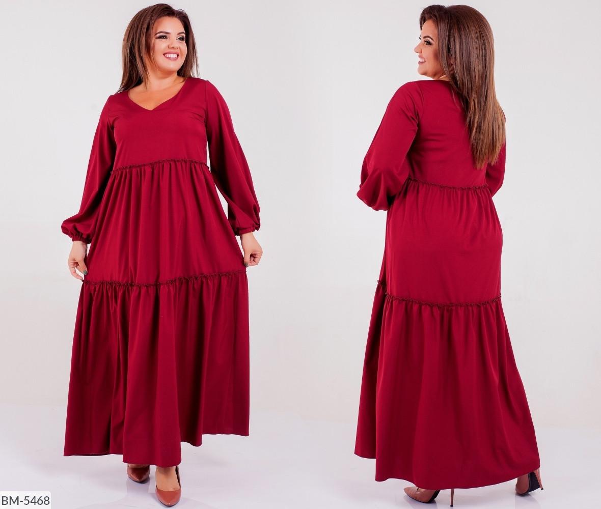 Платье женское макси  раз.50-62