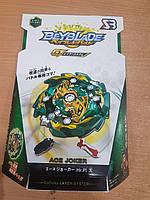 Бейблейд Волчок BEYBLADE Burst «Эйс Джокер Тен» (Random Layer Vol. 2 Ace Joker Ten) B-147 04 SB