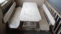 Садовая мебель из сосны, фото 1