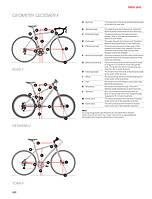 Геометрия рамы_Trek_гоночный велосипед