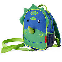 Рюкзак с ремешком безопасности Skip Hop Дино