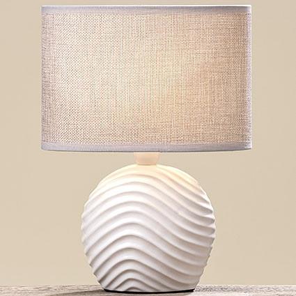 Настольная Лампа Оливия керамическая h28см 8095300 ночник настольный светильник
