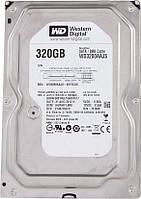 "Жесткий диск 3.5"" 320GB Western Digital Caviar Blue 7200rpm 8MB SATAII (WD3200AAJS) Refurbished"