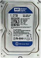 "Жесткий диск 3.5"" 1TB Western Digital Caviar Blue 7200rpm 64MB SATAIII (WD10EZEX)"