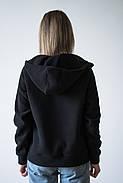 Кофта флісова з капюшоном, жіноча| Фліска, фото 2