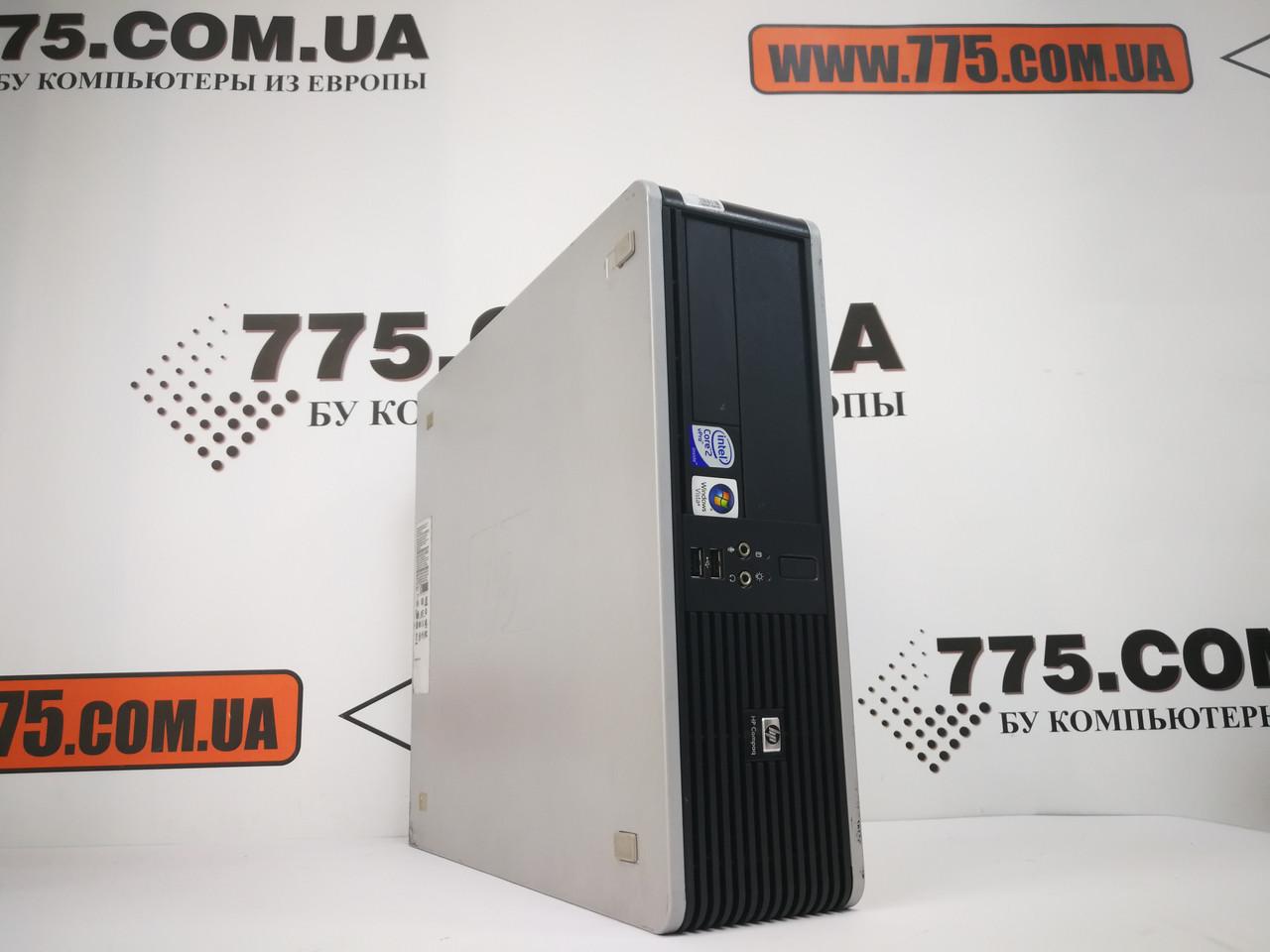 Компьютер HP 7900 - Fujitsu E7935, Intel Core2Duo E8500 3.16ГГц, ОЗУ 4ГБ, HDD 250ГБ