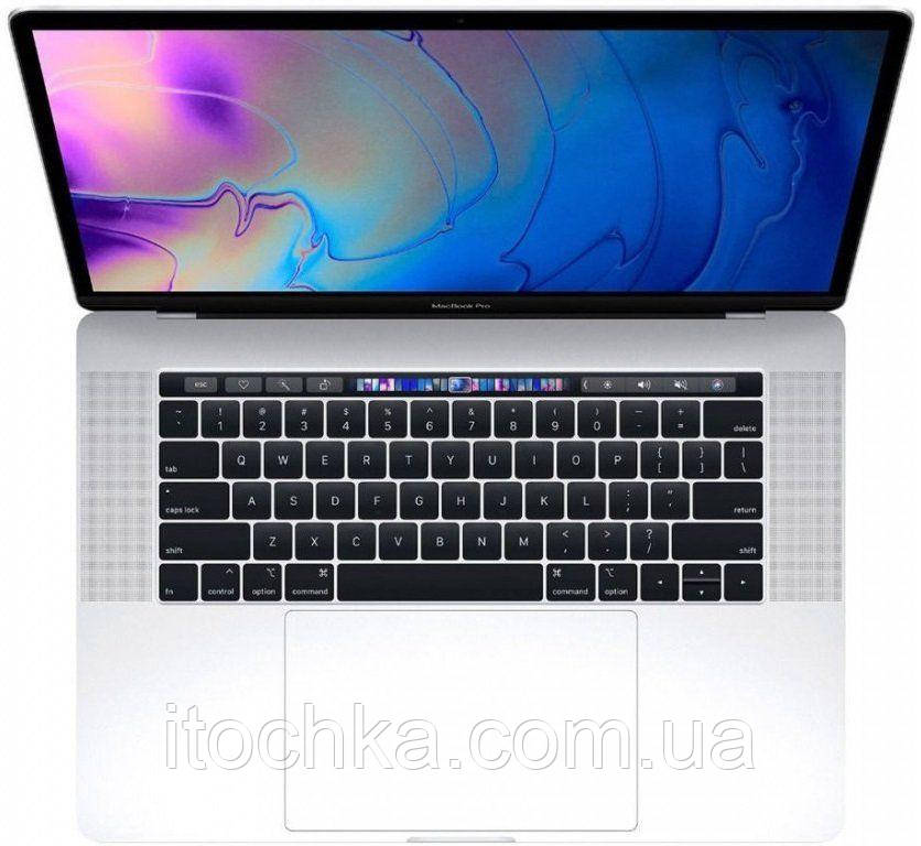 Apple MacBook Pro 13 Retina 512Gb Silver with Touch Bar (MV9A2) 2019