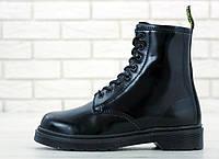 Зимние ботинки Dr.Martens Black, фото 1