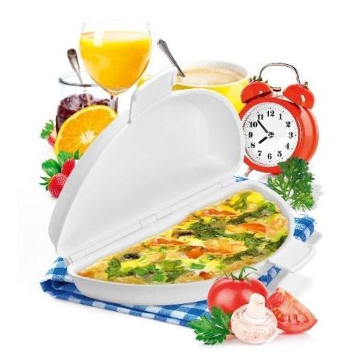 Омлетница яичница для микроволновки Egg and Omelet Wave | форма для приготовления омлета PR3