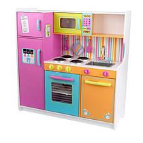 Детская кухня Deluxe Big & Bright KidKraft 53100. Кухня для детей