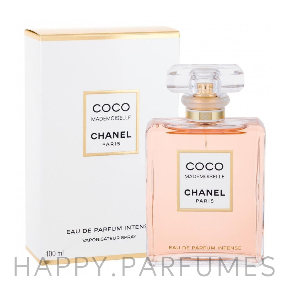 Chanel Coco Mademoiselle EDP Intense 100 ml