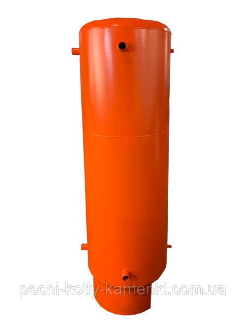 Теплоаккумулятор (буферная емкость) без термоизоляции 600 литров