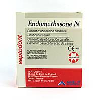 Эндометазон Н (Endomethasone N, Septodont), набор 14г+10мл, фото 1
