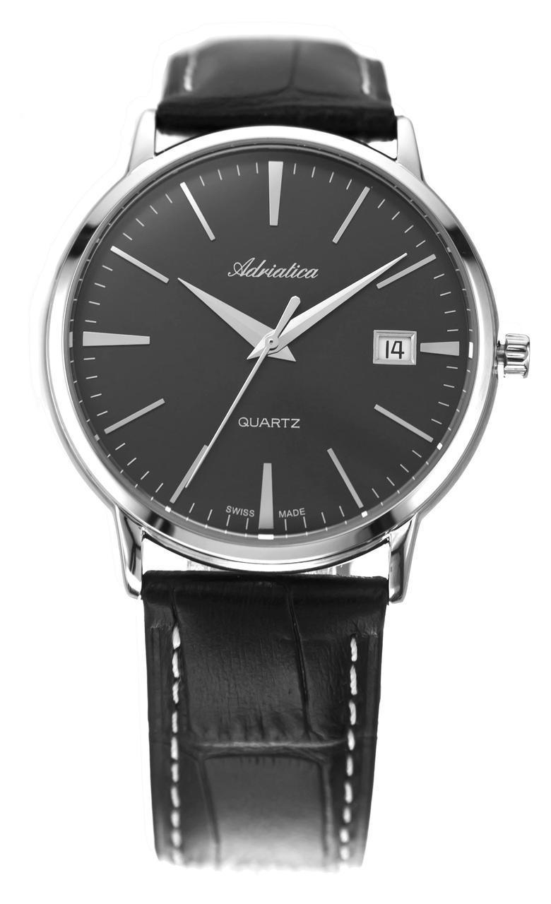 Мужские часы Adriatica 1243.5214Q (55706)