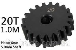 Team Magic M1.0 20T Pinion Gear for 5mm Shaft