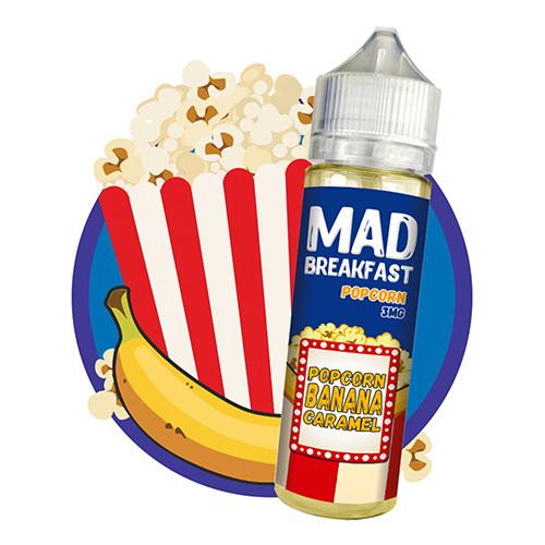 Mad Breakfast Popcorn - 60 мл. VG/PG 70/30