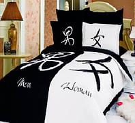 Комплект постельного белья Le Vele Sangrila сатин 220-200 см
