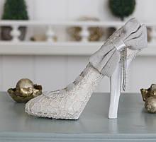 Подставка под кольца – туфелька GM09-J9018A
