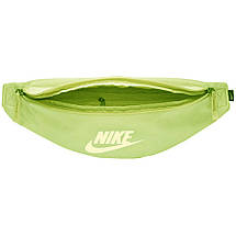 Сумка на пояс Nike Sportswear Heritage BA5750-701 Лимонный (193145972940), фото 3