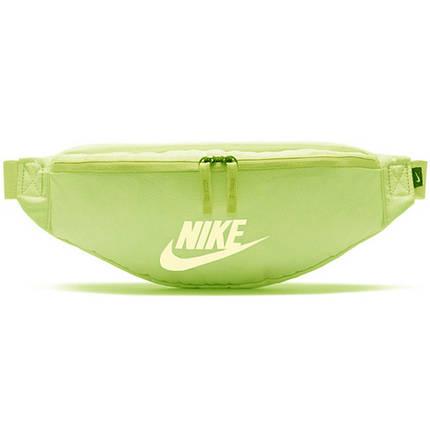 Сумка на пояс Nike Sportswear Heritage BA5750-701 Лимонный (193145972940), фото 2