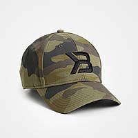 Кепка BB Baseball Cap, Green Camo