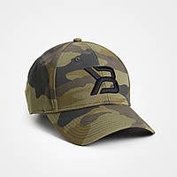 Кепка BB Baseball Cap, Green Camo