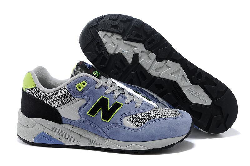 Кроссовки мужские New Balance 580 / NBC-295 (Реплика)