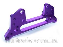 (02159) Purple Alum Rear Shock Tower 1P