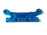 Blue Alum Optional Front Top Plate(A1)/ Cap Head Machine Screws (2.6*10) 1Set