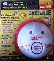 Ультразвуковой отпугиватель насекомых Aokeman Sensor, фото 1