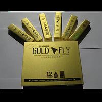 Женский возбудитель Золотая Шпанская Мушка - SPANISH GOLD FLY 1 стикер (5мг)