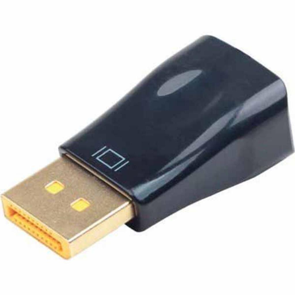Переходник Display Port to VGA Cablexpert (A-DPM-VGAF-01)