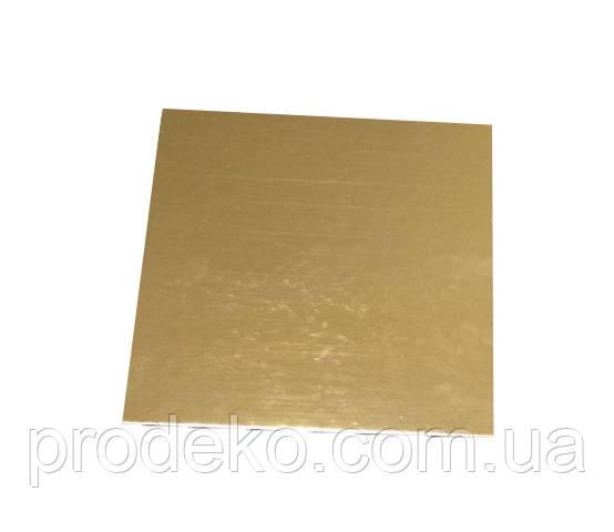Подложка квадратная под торт 35х35 см