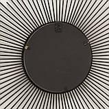 Настенное зеркало Бруклин d50см металл 1017241 солнце, фото 3
