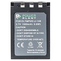 Аккумулятор к фото/видео PowerPlant Olympus LI-10B, Li-12B (DV00DV1056), фото 1