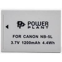 Аккумулятор к фото/видео PowerPlant Canon NB-5L (DV00DV1160)