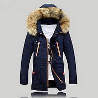 Длинная мужская куртка AL-7833-95