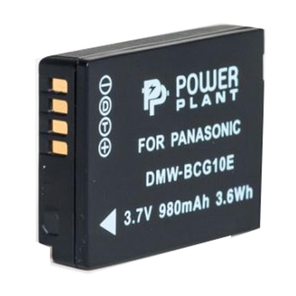 Аккумулятор к фото/видео PowerPlant Panasonic DMW-BCG10 (DV00DV1253)